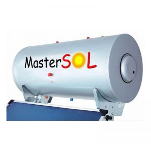 Μπόιλερ Ηλιακού Θερμοσίφωνα 120lt Mastersol ECO Glass