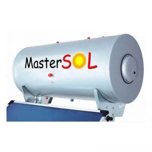 Μπόιλερ Ηλιακού Θερμοσίφωνα 160lt Mastersol ECO Glass