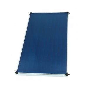 Fullplate Επιλεκτικός ηλιακός συλλέκτης αλουμινίου - Τιτανίου με χάλκινο υδροσκελετό, για ηλιακούς κλειστού κυκλώματος