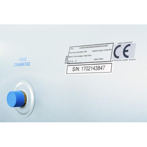 Ηλιακός Θερμοσίφωνας 300lt Mastersol ECO Επιλεκτικός 4,6τ.μ.