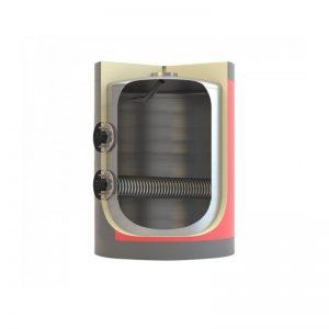 Boiler Λεβητοστασίου 9000 Λίτρα Διπλής Ενέργειας (με 1 Ιnox Αποσπώμενο Εναλλάκτη)