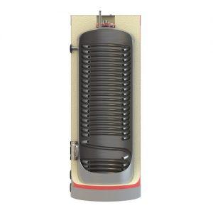 Boiler για Αντλία Θερμότητας MasterSol 750 με 1 Εναλλάκτη