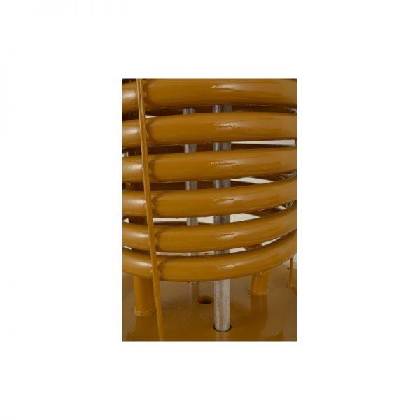 Boiler λεβητοστασίου λίτρα διπλής ενέργειας (με 1 inox αποσπώμενο εναλλάκτη)