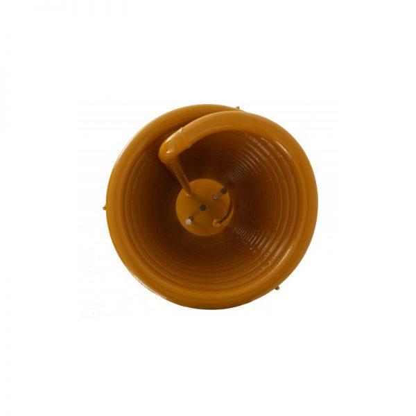 Boiler λεβητοστασίου λίτρα τριπλής ενέργειας (με 2 inox αποσπώμενους εναλλάκτες)