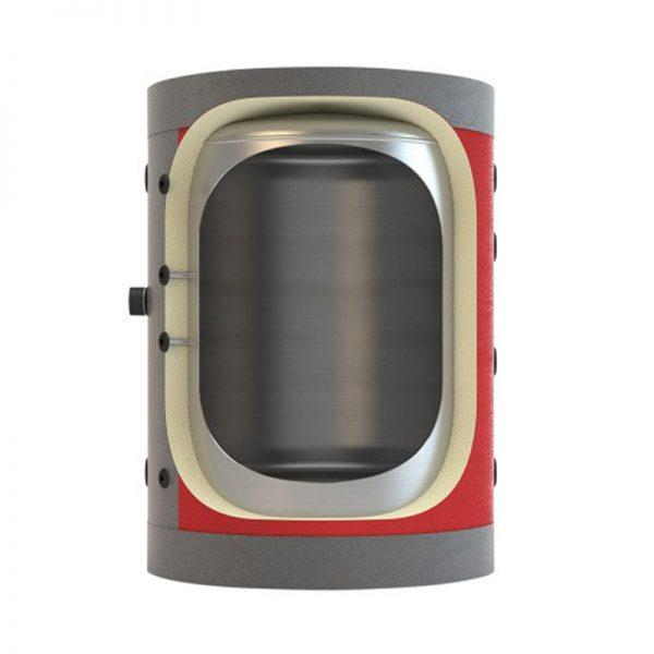 Boiler λεβητοστασίου MasterSol BLVi0 7000 λίτρα (χωρίς εναλλάκτη)