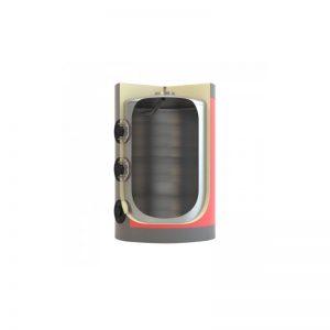 Boiler λεβητοστασίου MasterSol BLVi1 3000 λίτρα διπλής ενέργειας (με 1 inox αποσπώμενο εναλλάκτη)
