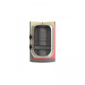 Boiler λεβητοστασίου MasterSol BLVi1 4000 λίτρα διπλής ενέργειας (με 1 inox αποσπώμενο εναλλάκτη)