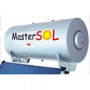 Μπόιλερ ηλιακού θερμοσίφωνα 100lt Mastersol ECO Glass